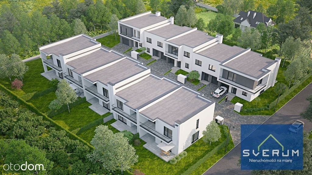 Nowe osiedle domów - Grabówka Bez Prowizji