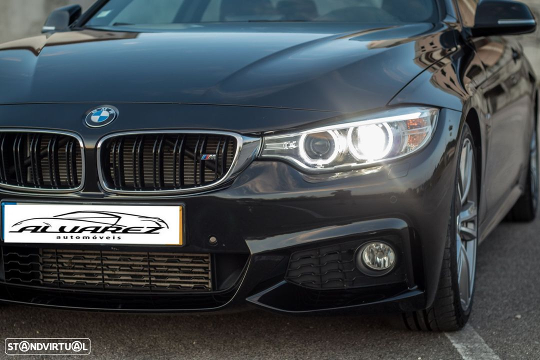 BMW 420 d PACK M Performance 2016 - 29