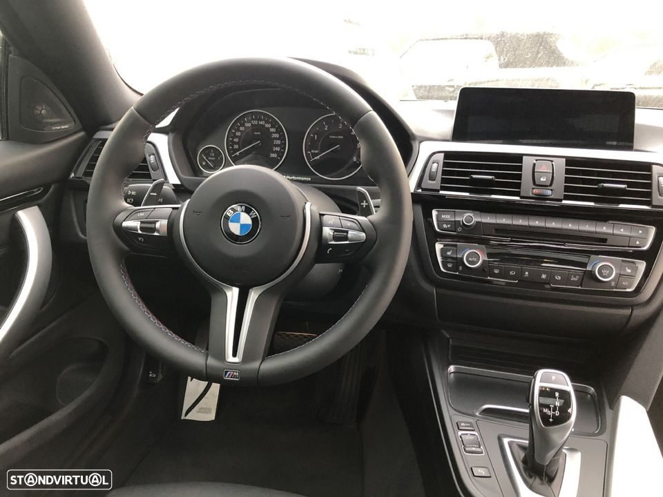 BMW 420 d PACK M Performance 2016 - 59