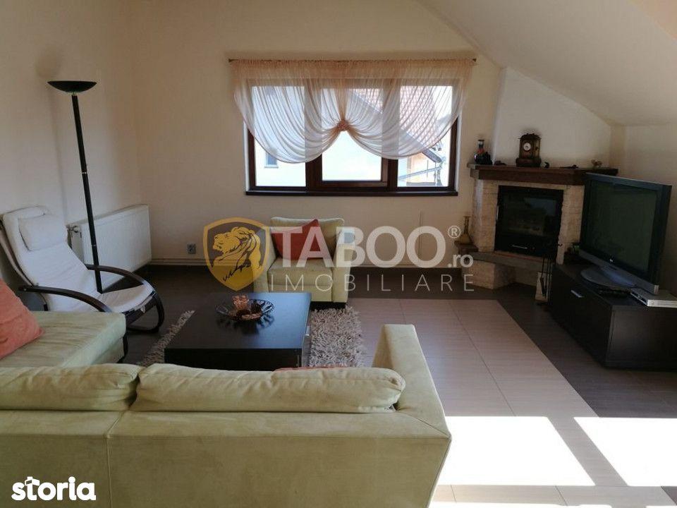 Apartament de vanzare 120 mp utili 4 camere decomandate Sibiu Strand