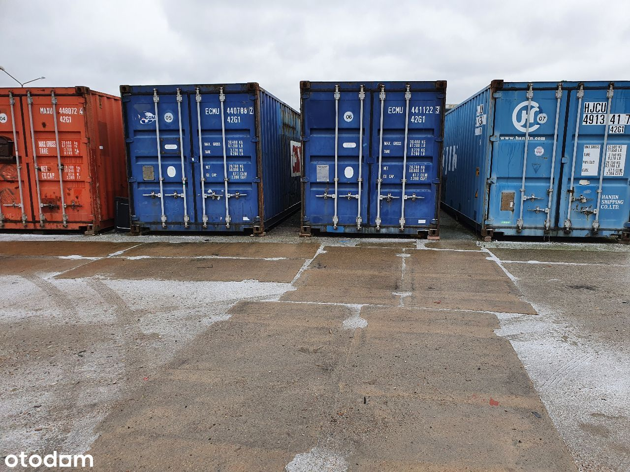 magazyny-kontenery,Jeżyce,Grunwald,ok. 30 m2