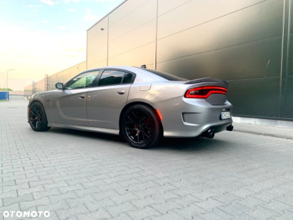 Dodge Charger Dodge Charger Hellcat - 6