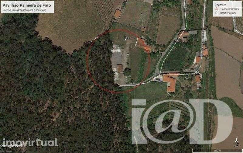 Armazém para arrendar, Palmeira de Faro e Curvos, Esposende, Braga - Foto 1