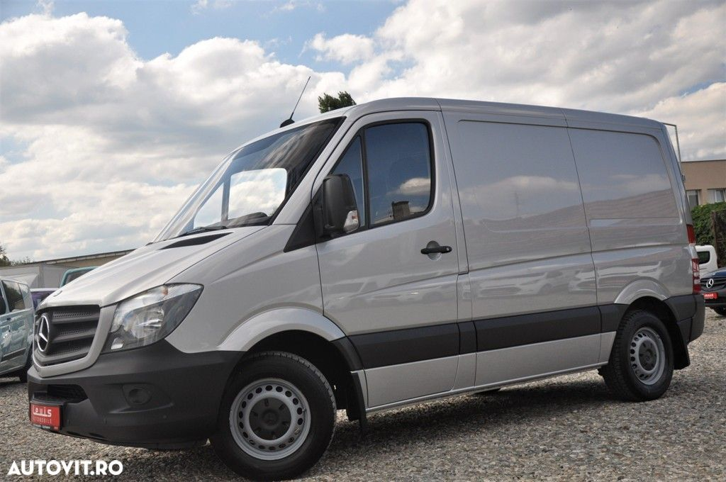 Mercedes-Benz Sprinter 316 - 1