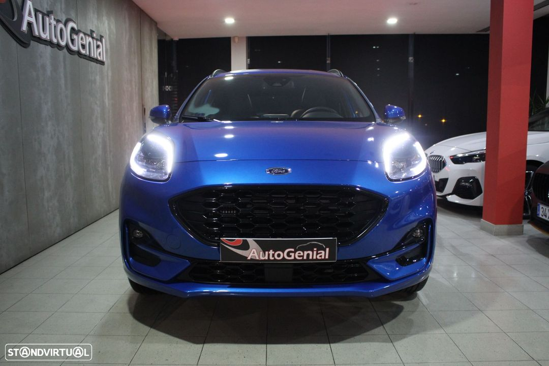 Ford Puma 1.0 EcoBoost MHEV ST-Line X - 2