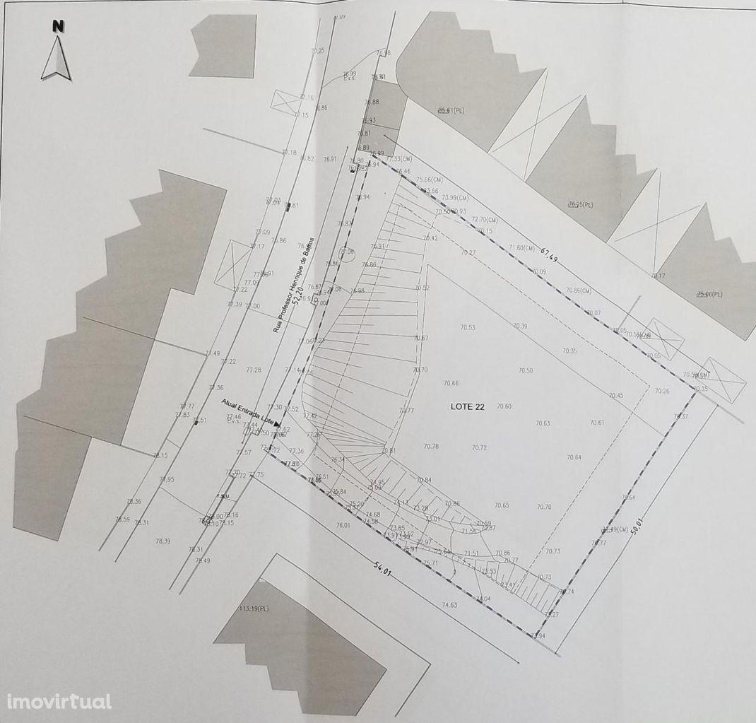 Terreno para arrendar, Rua Professor Henrique de Barros - Quinta do Marchante, Sacavém e Prior Velho - Foto 3