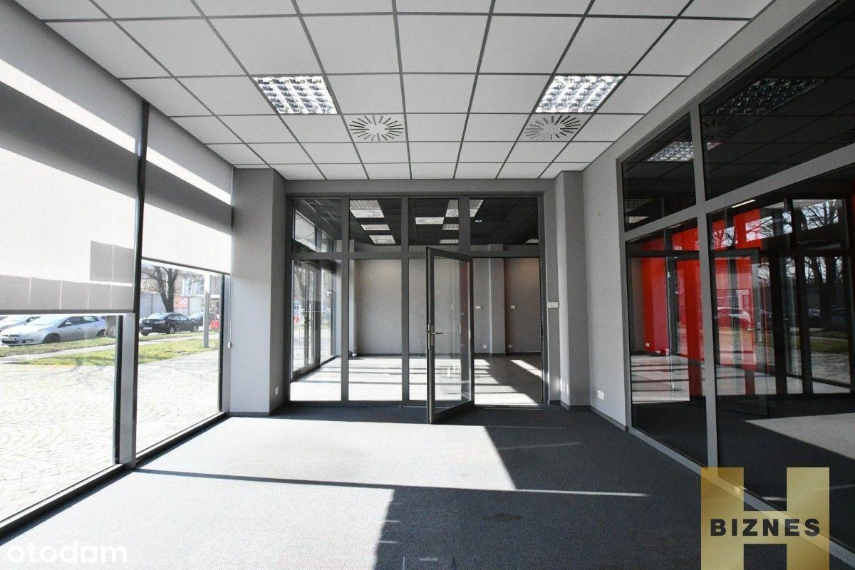 Lokal handlowo usługowy - parter w budynku klasy A