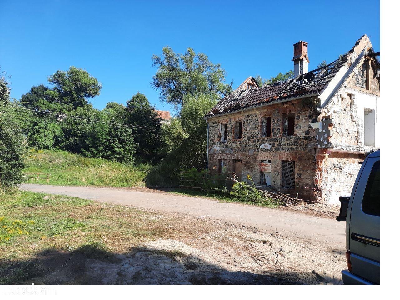 Dom do remontu w Leszczynie
