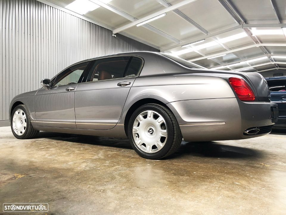 Bentley Continental Flying Spur 5 Lugares 6.0L W12 - 4