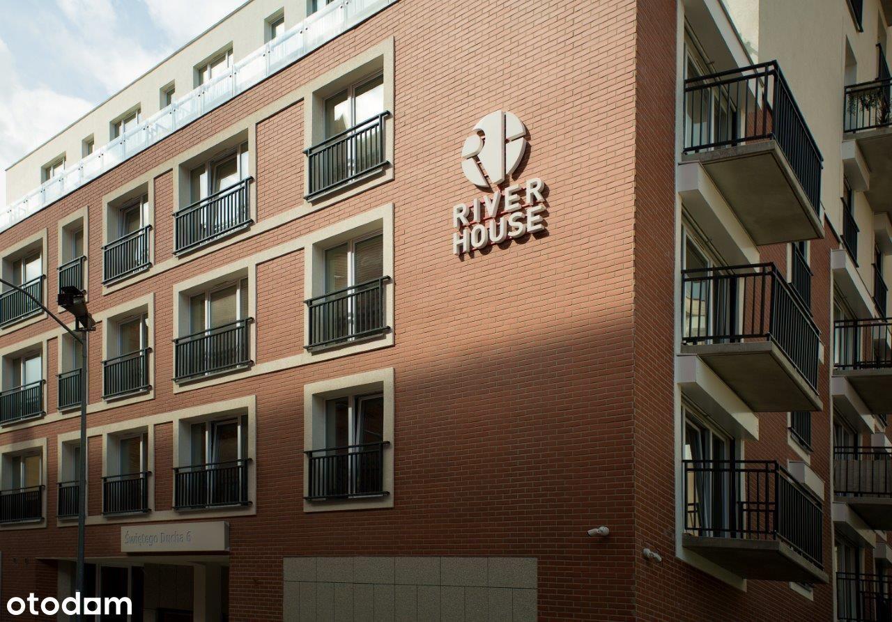 River House Św. Ducha !!! APARTAMENT Z WIDOKIEM !!