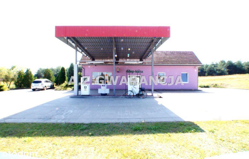 Stacja Paliw miejscowość Przechód na sprzedaż.
