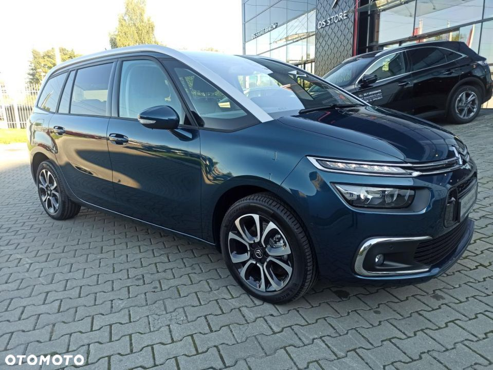 Citroën SpaceTourer Citroen Grand C4 Spacetourer 2.0 BlueHDI 160 EAT8 Shine Pack - 2