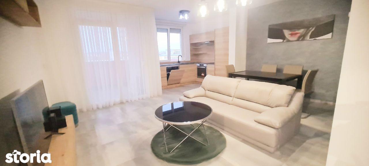 Dau in chirie apartament nou 2 camere modern-cartier ARED R31