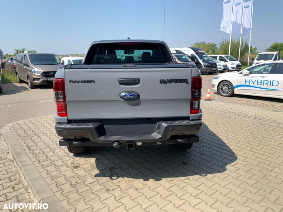 Ford Ranger Pick-Up - 8
