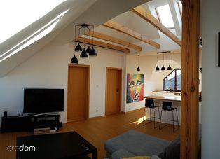 Wysoki standard - gotowe mieszkanie na poddaszu