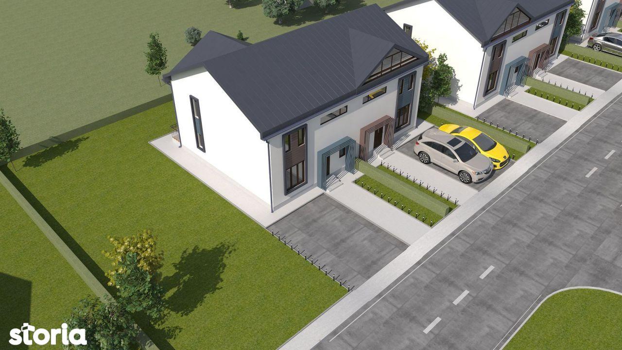 Ansamblu Rezidential de case - Bujoreni