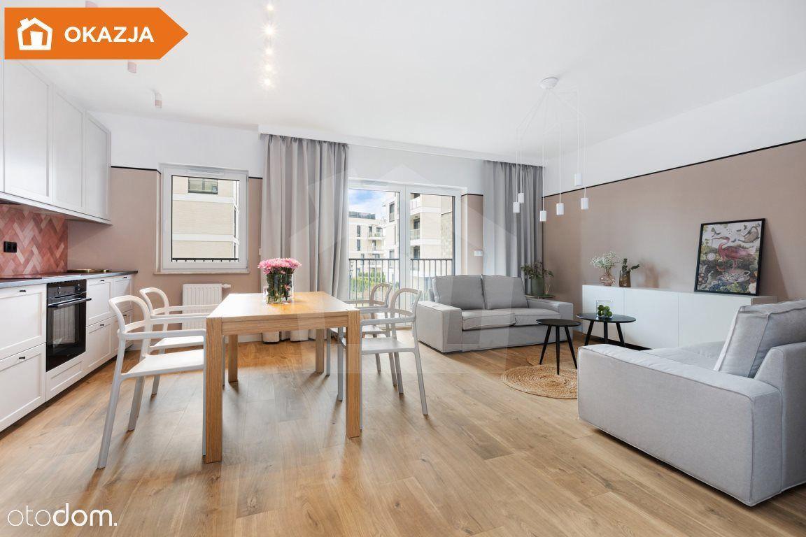 Mieszkanie, 64 m², Bydgoszcz