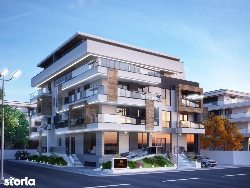 Apartamente Pipera,imobil boutique,lux comision 0%. DIRECT DEZVOLTATOR