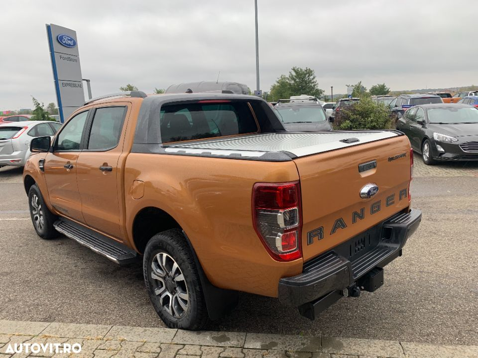 Ford Ranger Pick-Up - 7