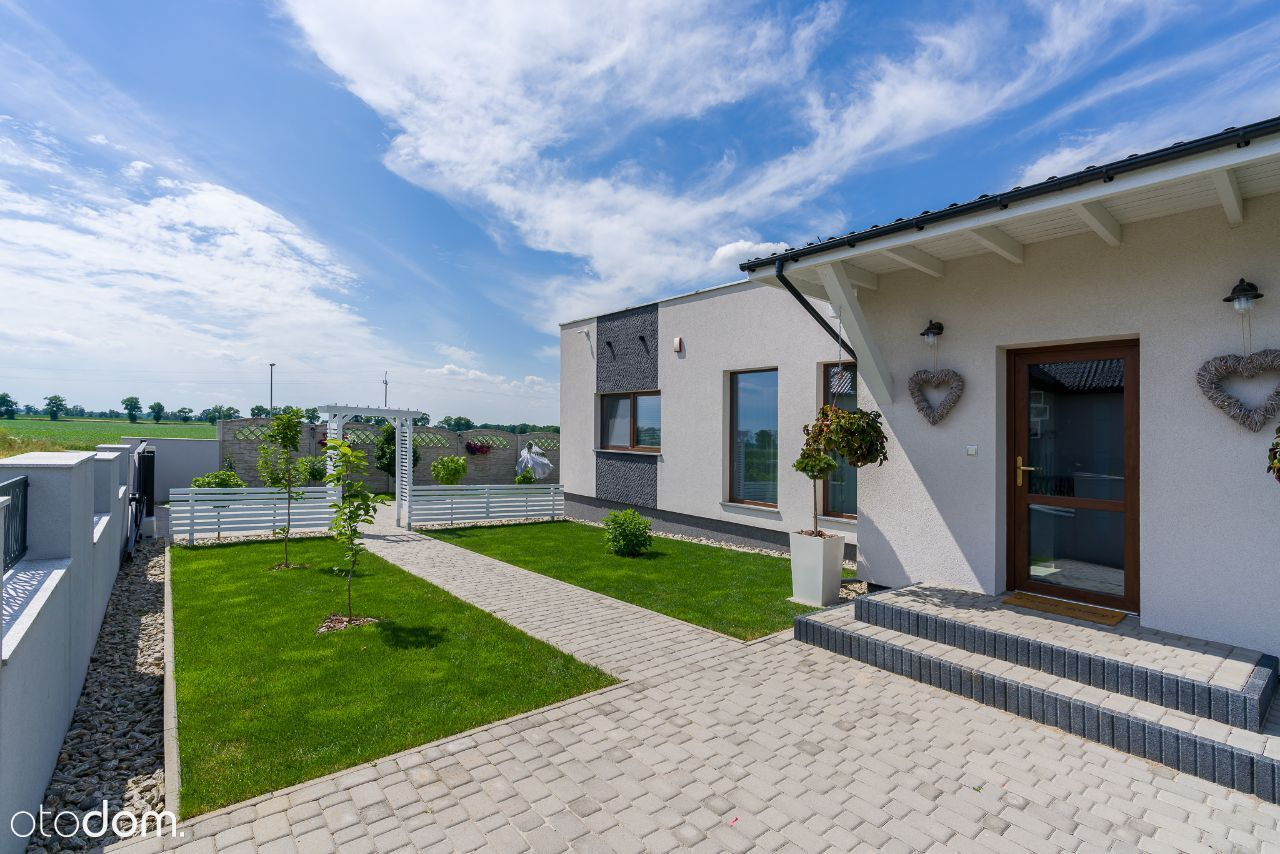 Dom jednorodzinny 128 m2, Siedlec k. Kostrzyna