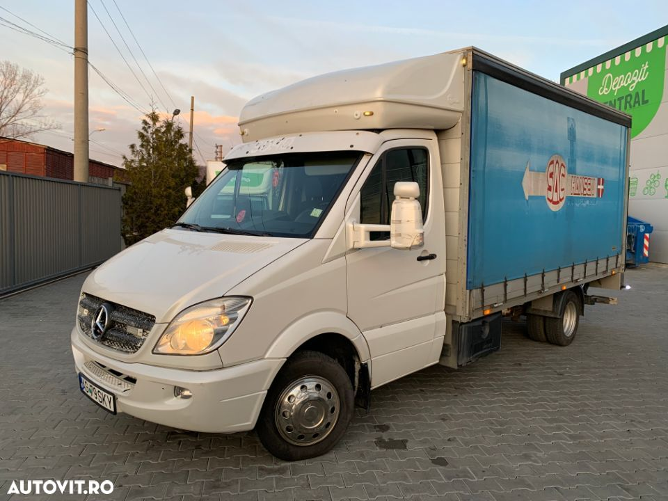 Mercedes-Benz SPRINTER 518 - 1