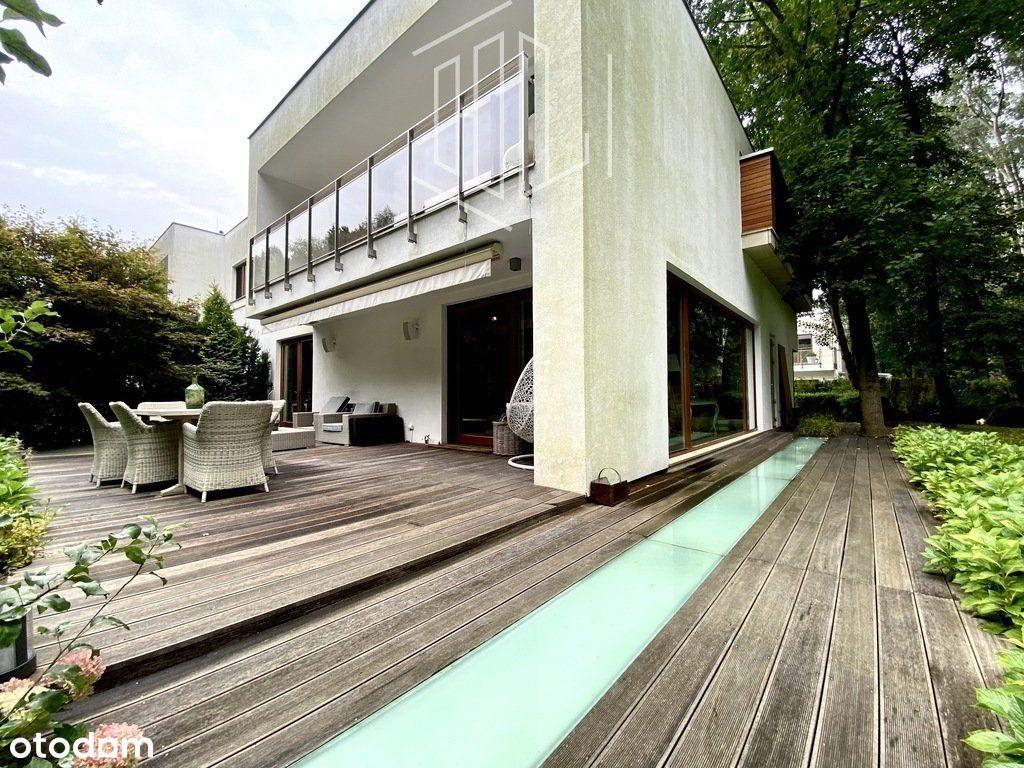 Luksusowy dom/6 pokoi/piękny ogród
