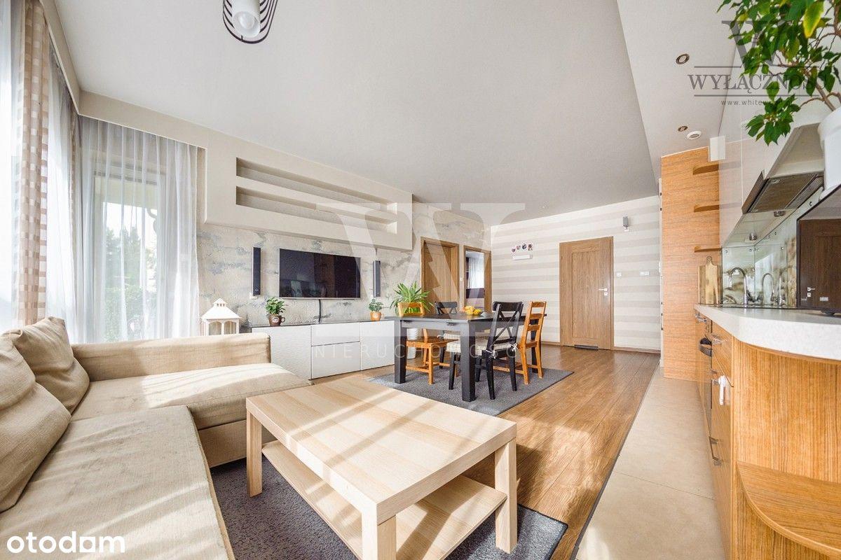 Mieszkanie 3 pokoje z ogrodem Gdynia Karwiny