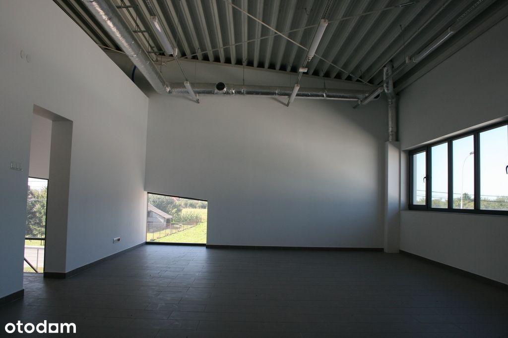 Nowy lokal biurowy, 78 m2 Budziwój (bez prowizji)