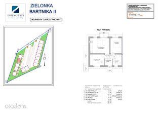 Mieszkanie w inwestycji Oranżeria Bartnika II ML1