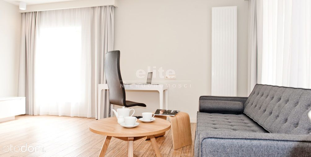 Apartament 53m2+35m taras z miejscem postojowym