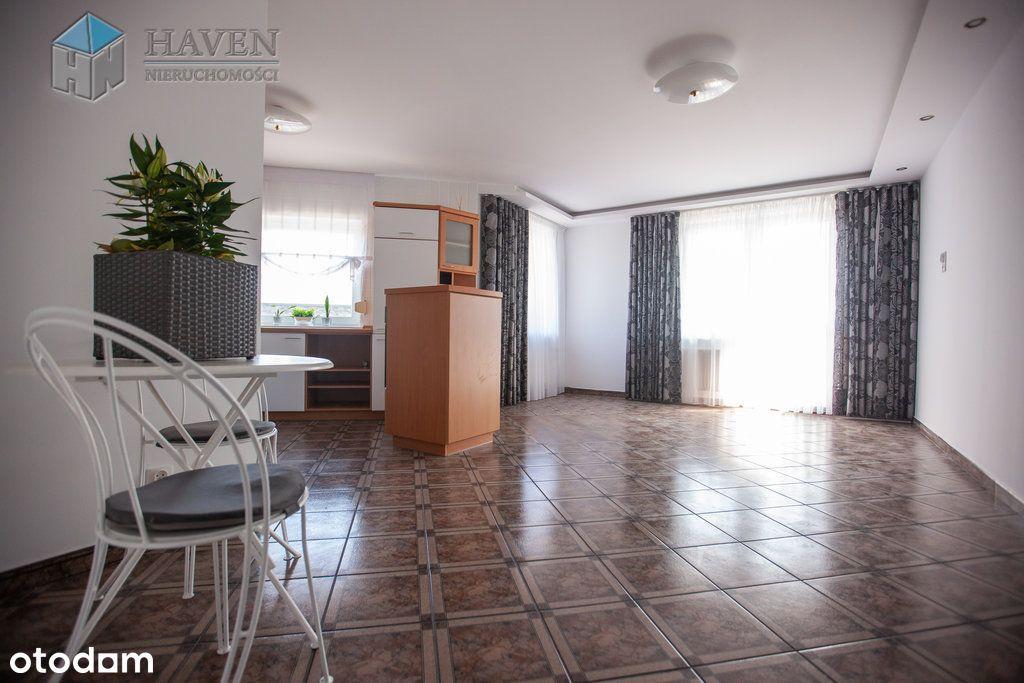 Mieszkanie dwupokojowe w Nowej Wsi 53 m2