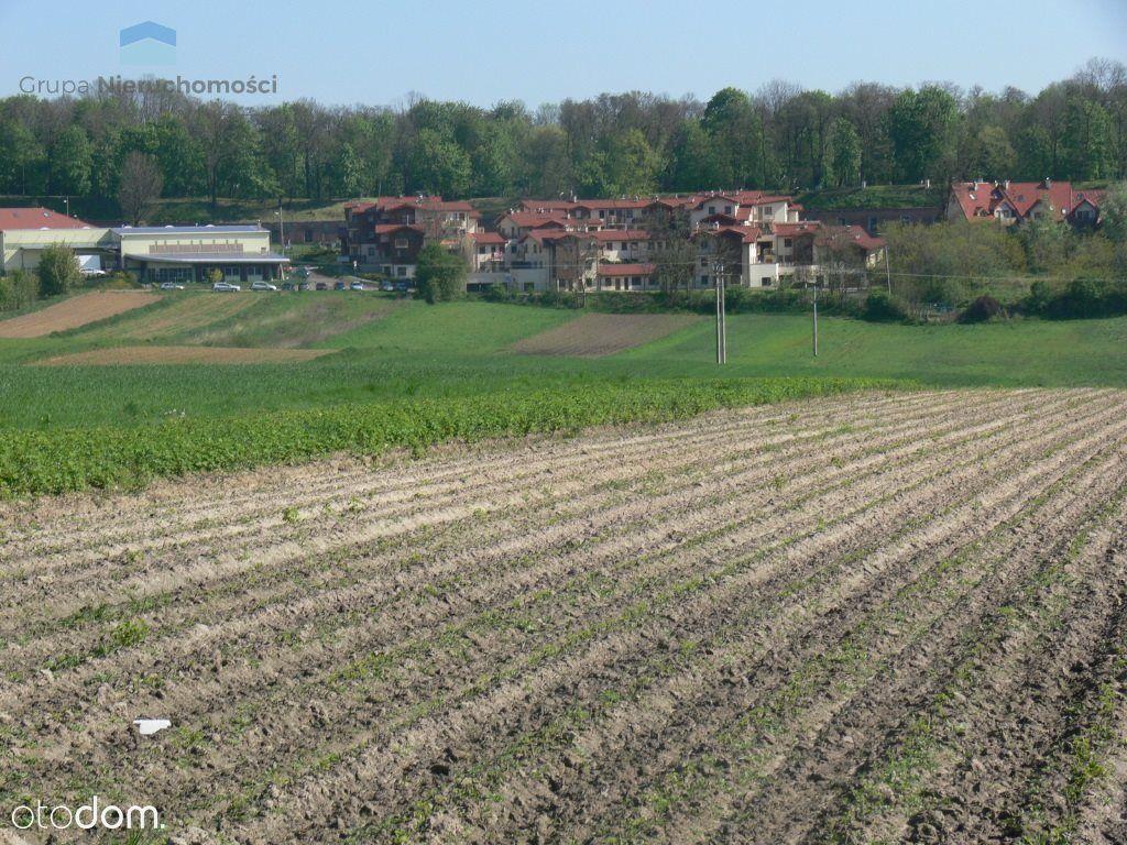 Węgrzce Gm. Zielonki 9,03 a działka budowlana