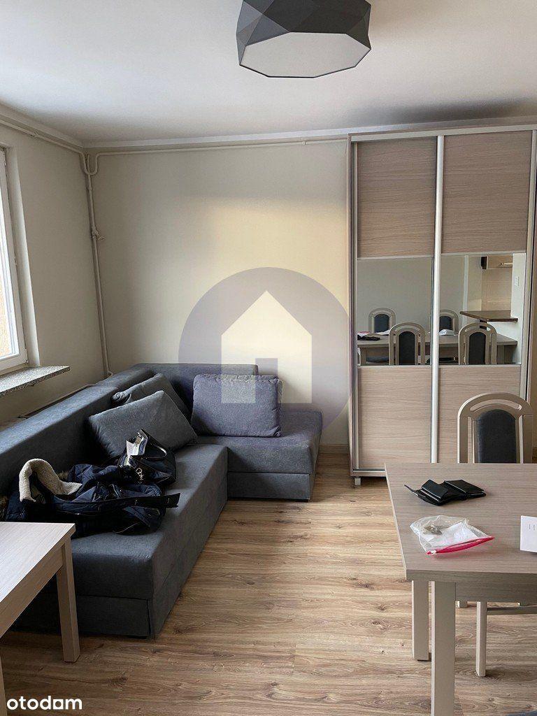 Mieszkanie 2 pokojowe z balkonem!