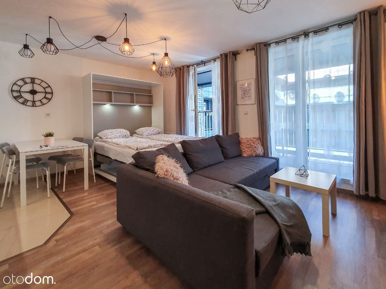 Nadwiślańska 11, apartament 31m2, wynajmę