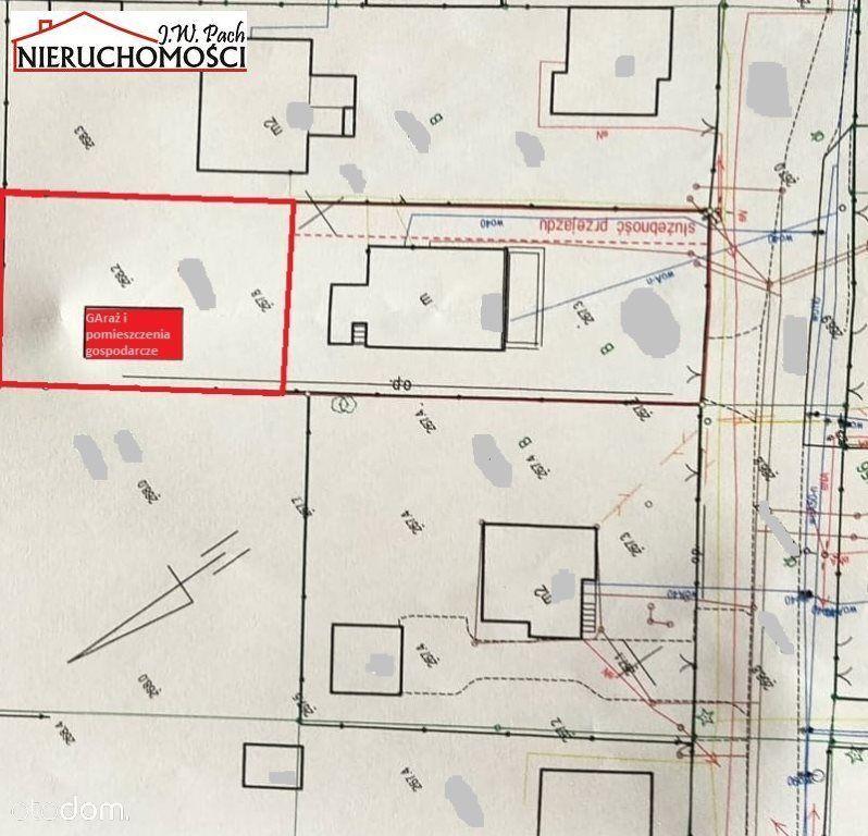 Działka, 480 m², Tychy