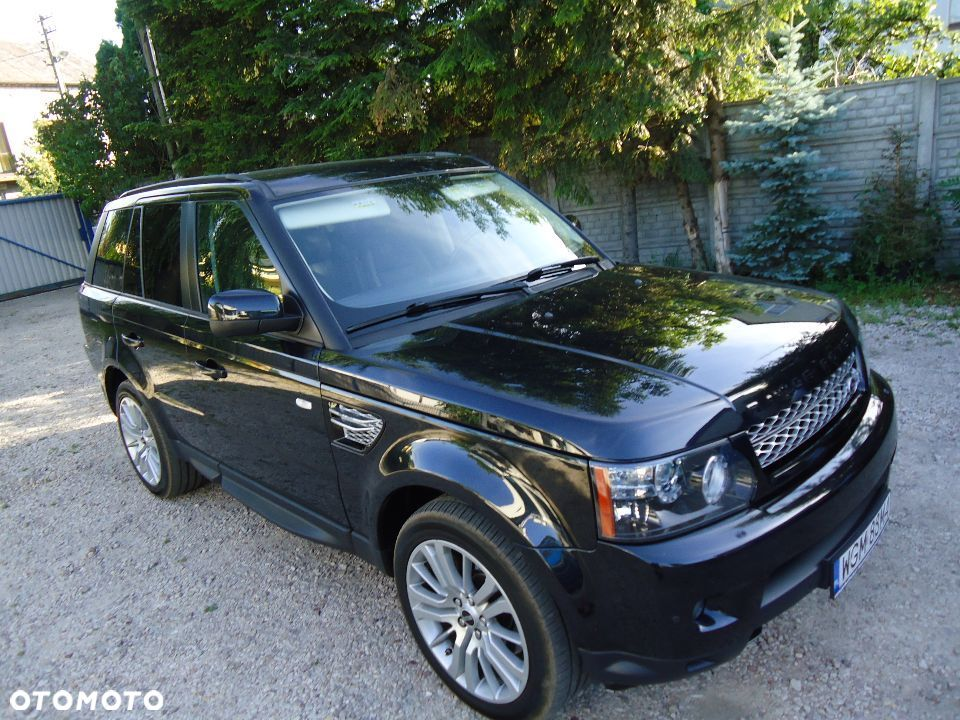 Land Rover Range Rover 3.0 d HSE, serwisowany , Bezwypadkowy - 26