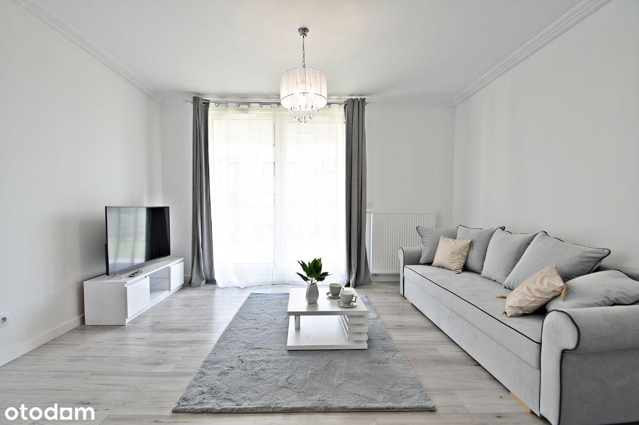 Przestronny apartament na zielonej Białołęce