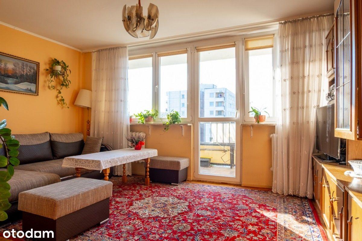 Przestronne mieszkanie dla rodziny przy Metrze