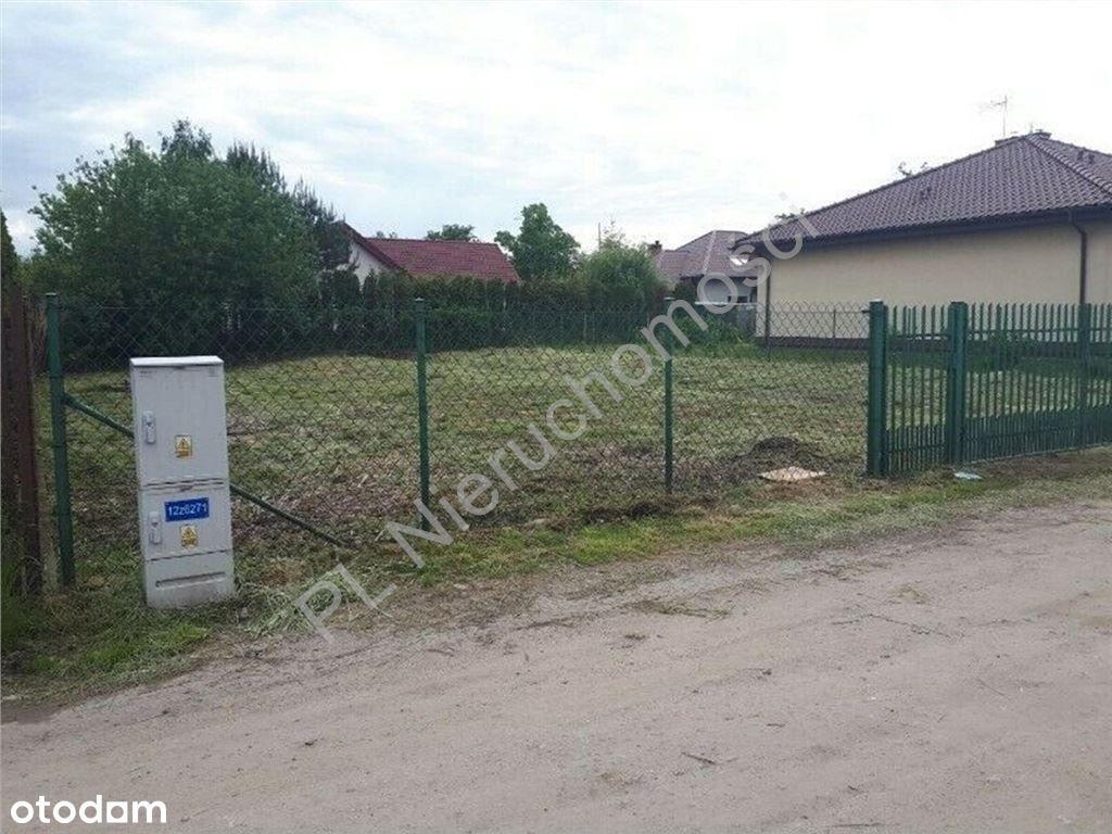 Działka, 590 m², Radzymin