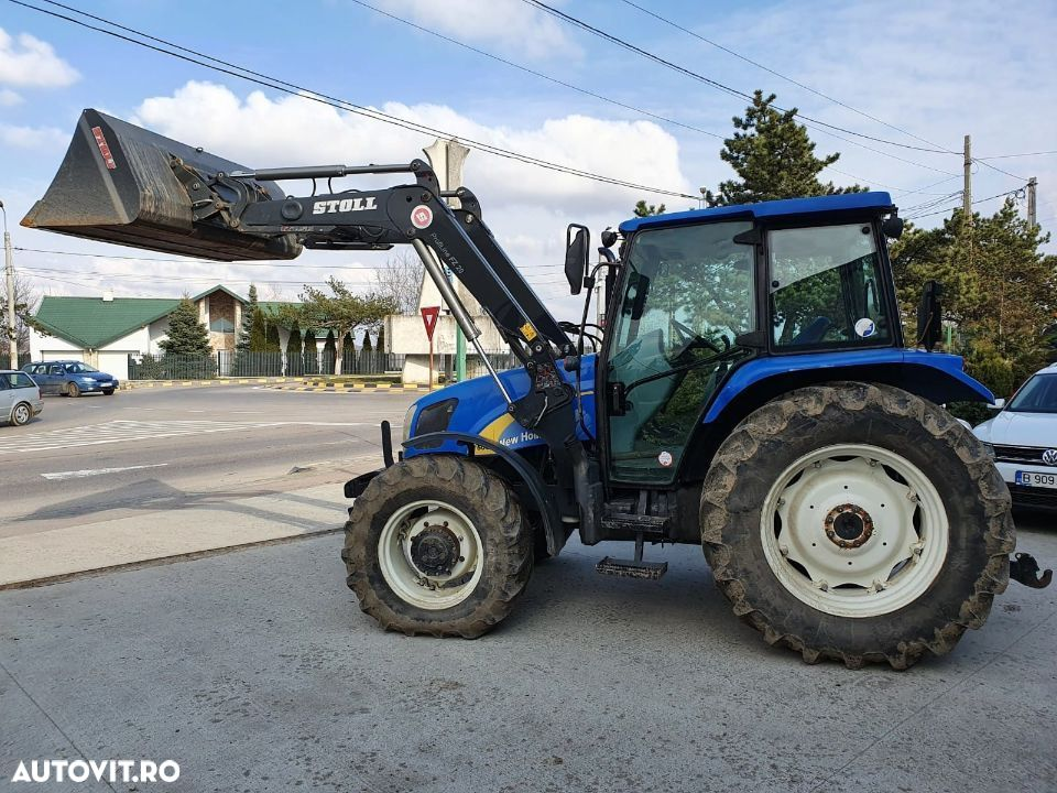 New Holland T5060 - 13
