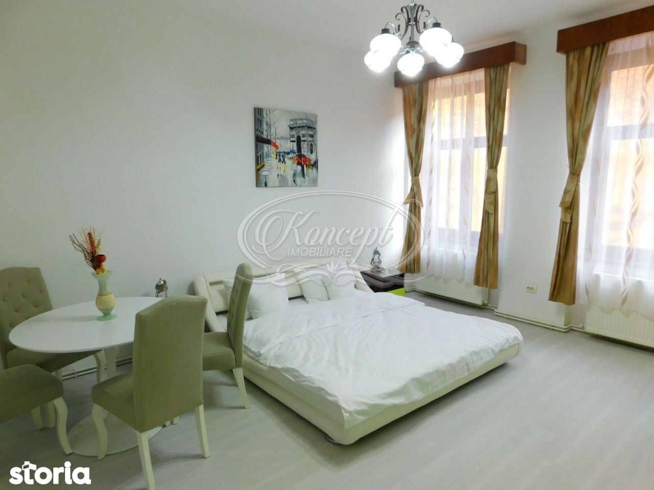 Apartament 1 camera in zona str. Memorandumului