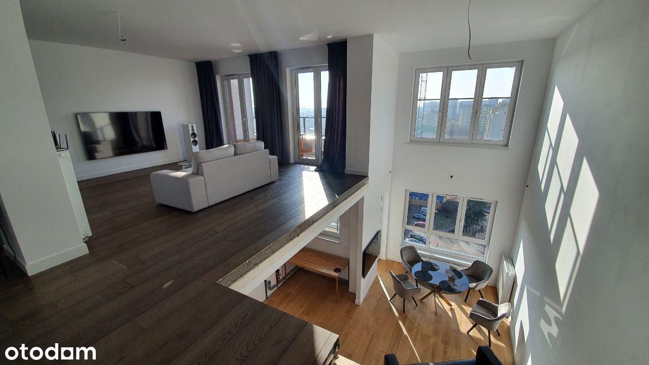 Dwupoziomowe Loft Penthouses Warszawa