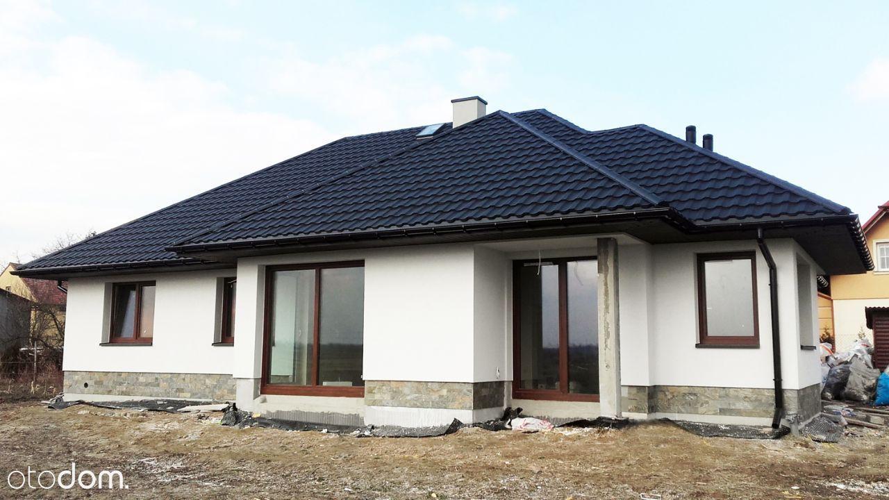 Nowe Domy 125m2 w Przeworsku - Chałupki