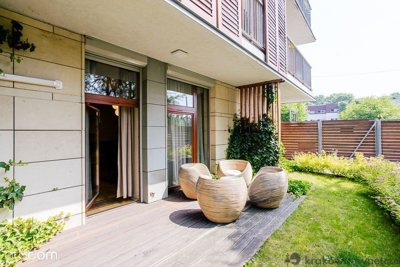 Apartament 113 m2 + ogródek, ul.Emaus, 0% prowizji