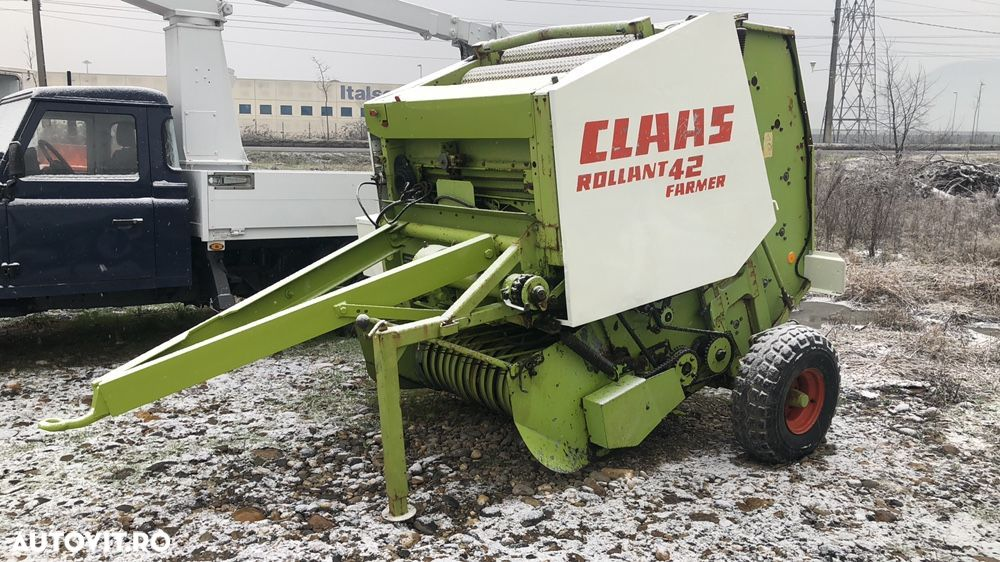 Claas rollant 42 - 5