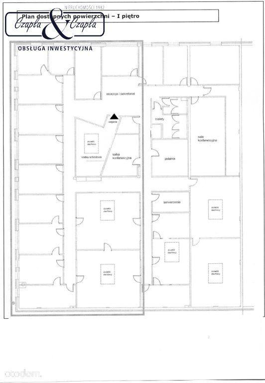 Lokal użytkowy, 460 m², Gliwice