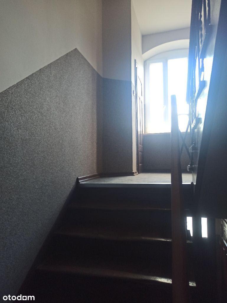 Zabrze Biskupice Kościół odnowina kamienica/klatka