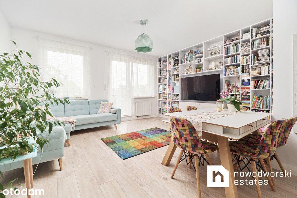Nowy 4-pokojowy apartament na zielonym Ołtaszynie