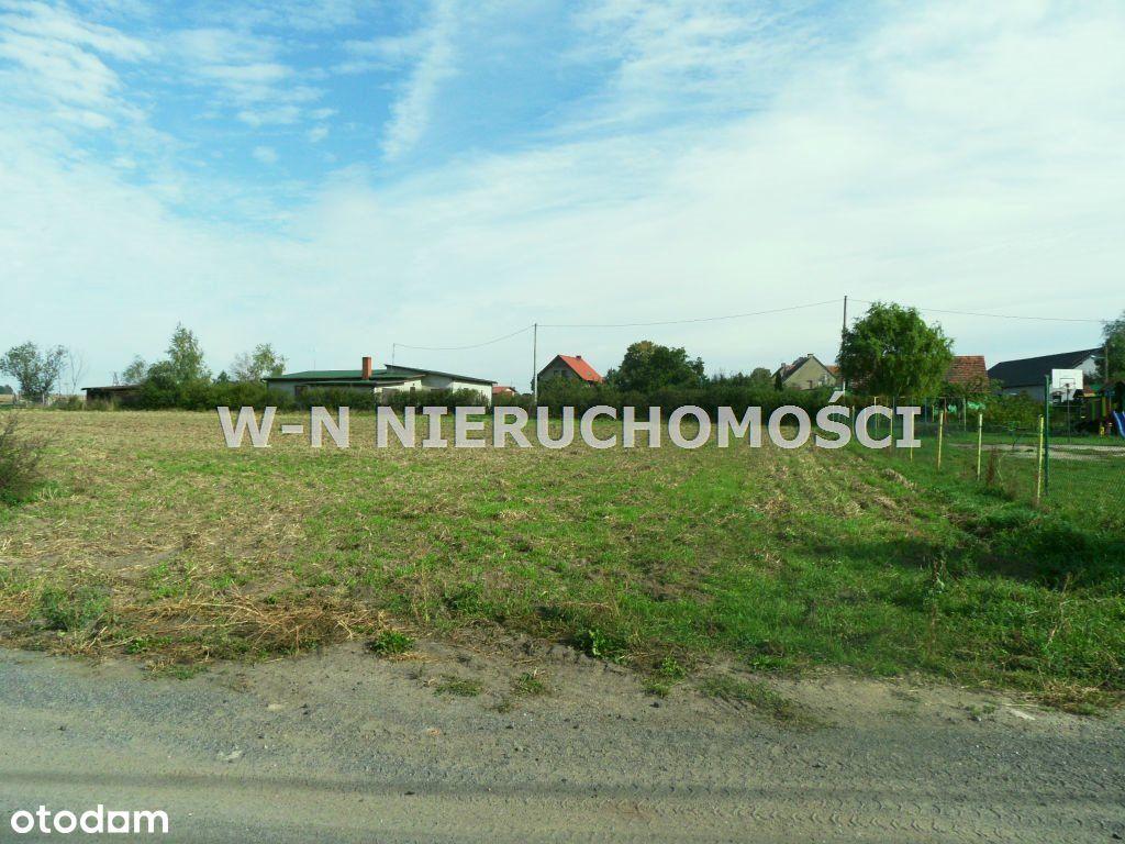 Działki w Lipinie koło Radwanic