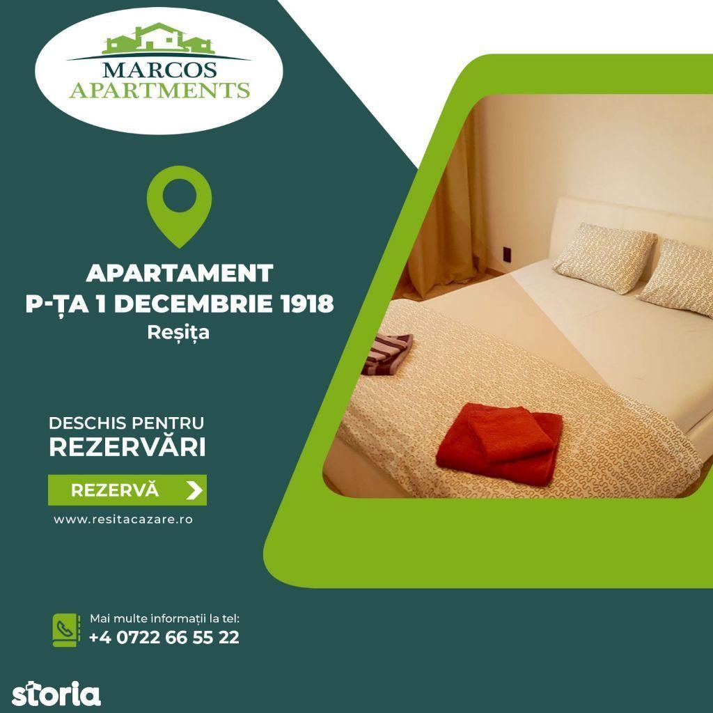 Apartament 2 camere regim hotelier, Centrul Civic